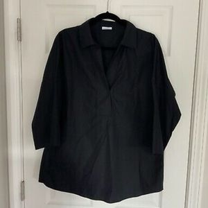 Akris Punto Oversized Black Top - 12
